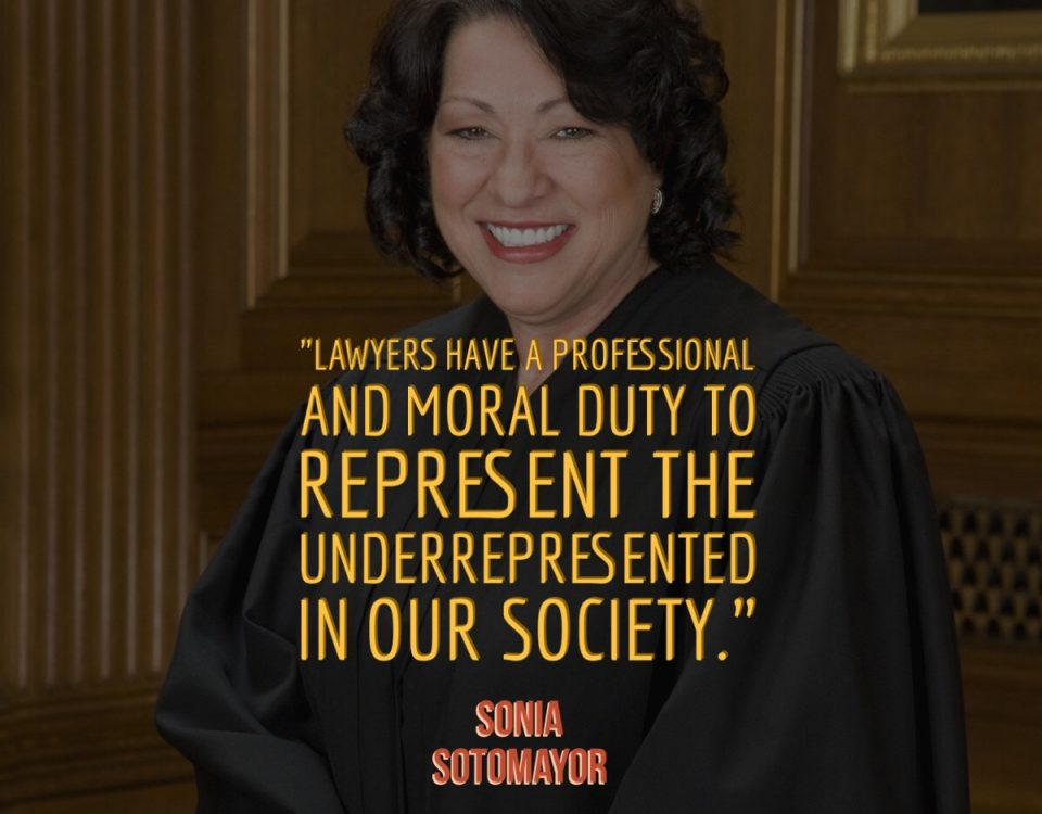 sonia sotomayor lawyer quote